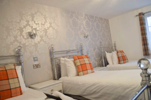 Rooms in hotel Southampton