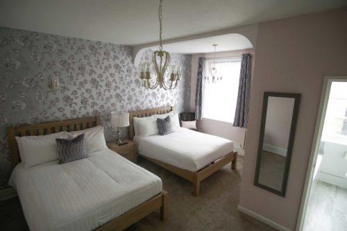Twin Room Hotel Southampton