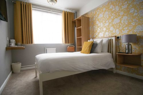 Rooms in The Star Hotel, central Southampton